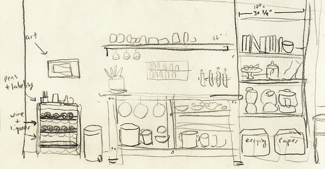 640x334 Simple Kitchen Drawing Simpleu.gif Magnificent Decorating Design