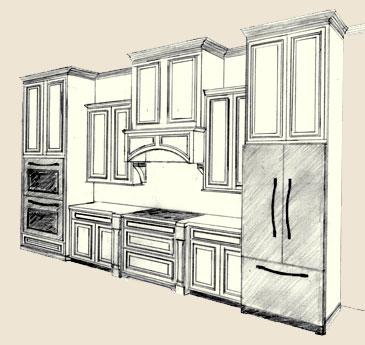 365x345 Modern Kitchen Design