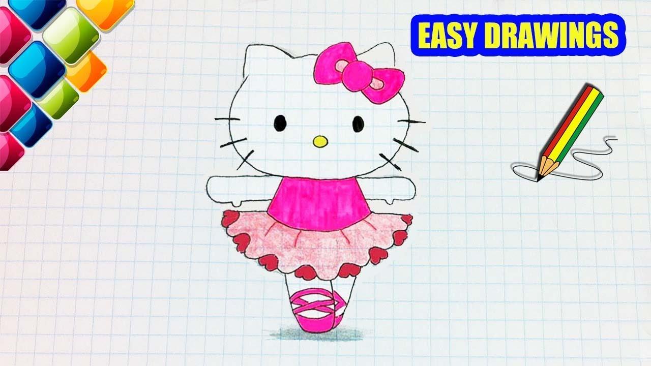 1280x720 Easy Drawings