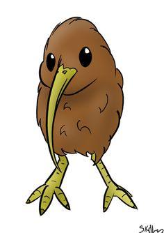 236x334 Line Drawings Of Kiwi Similar Galleries Kiwi Bird Drawing