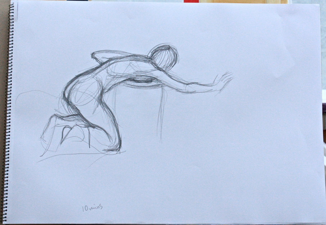 1135x783 Life Drawing 2011 Week 6 Janet's Jottings