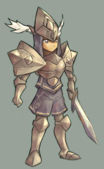 360x586 Knight Armor I By Booshnig