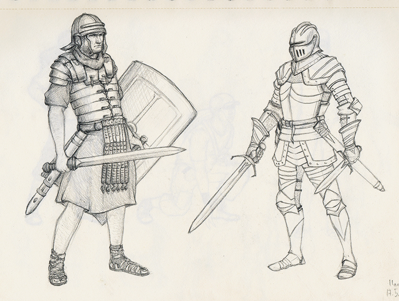 795x600 Concept Knight Armor Knight Armor