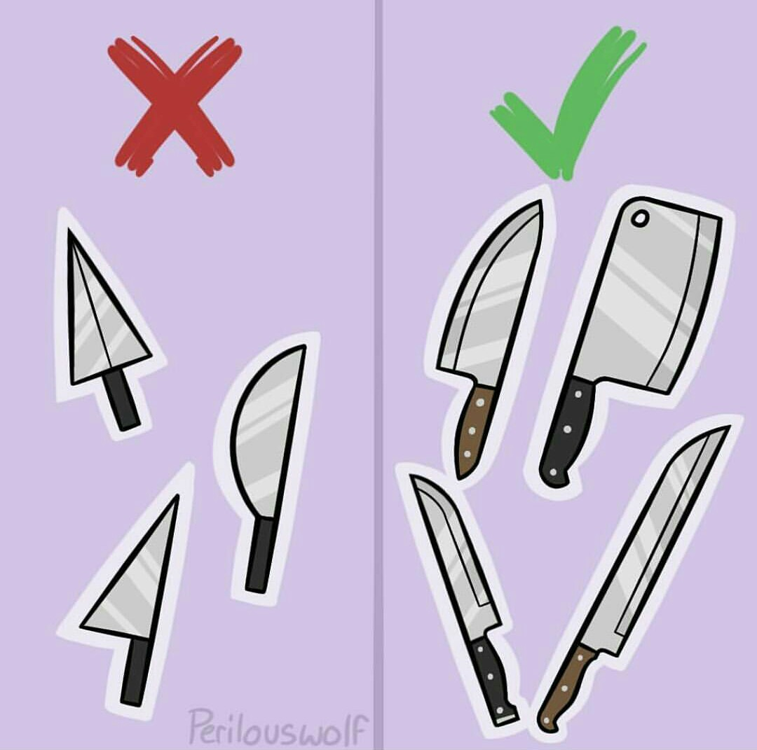 1080x1071 How To Draw Knives. Very Useful Reference Knives