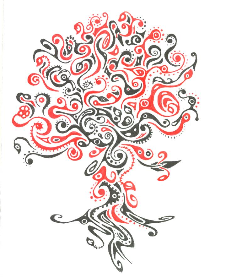 720x885 Tree Of Knowledge Portfolio By Keithums
