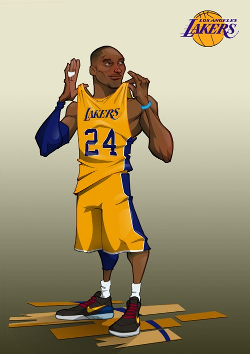 500x707 Nba Player Kobe Nba Players, Nba And Kobe