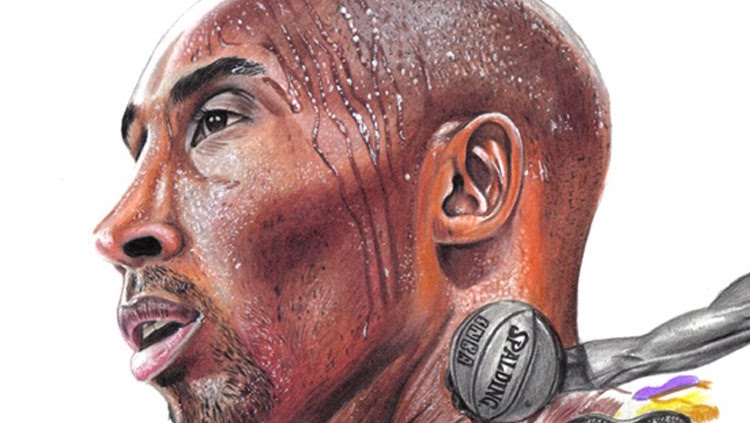 750x423 Kobe Bryant Time Lapse Drawing Hooped Up