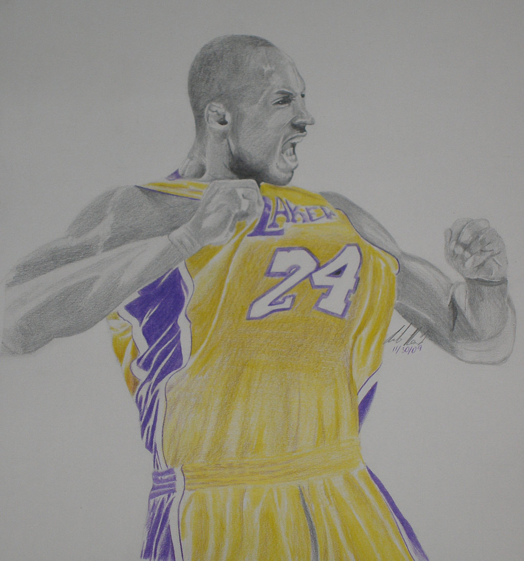 1024x1097 Kobe Bryant By Juice91903