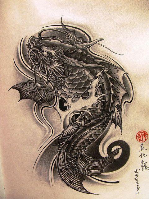 480x640 Free Koi Tattoo Art 6.jpg Louie Tattoo