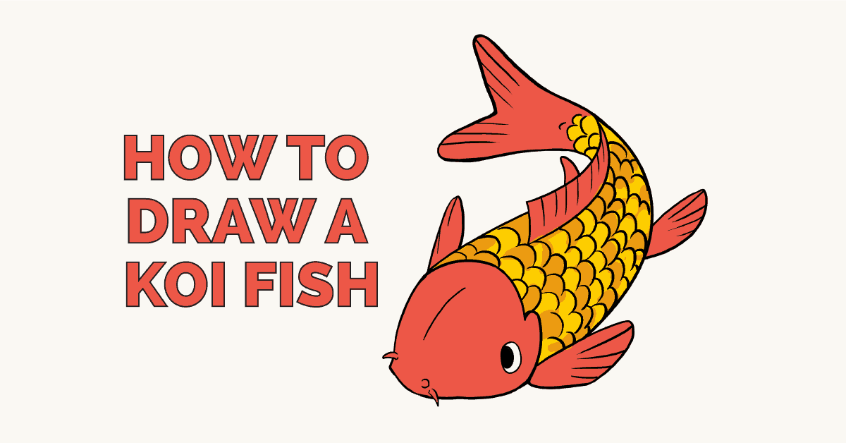 1200x628 Fish Archives Easy Drawing Guides