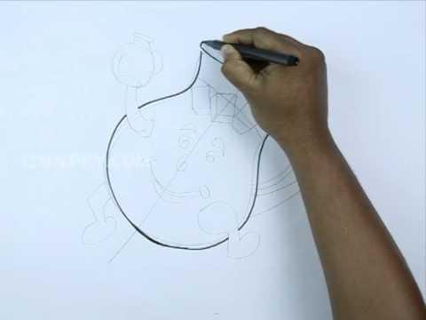 480x360 How To Draw Mr Kool Aid