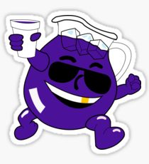 210x230 Kool Aid Man Drawing Stickers Redbubble