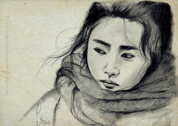 600x424 Korean Girl By Lisa Of The Moon
