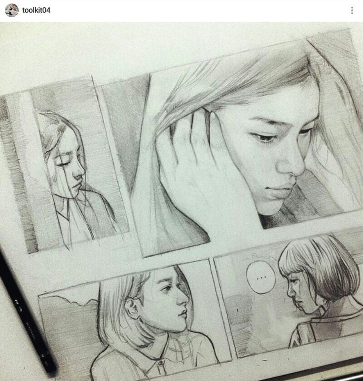 736x773 37 Best Drawing Images On Korean Art, Korean Style
