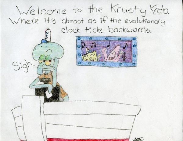 600x462 Welcome To The Krusty Krab By Hamsamwich
