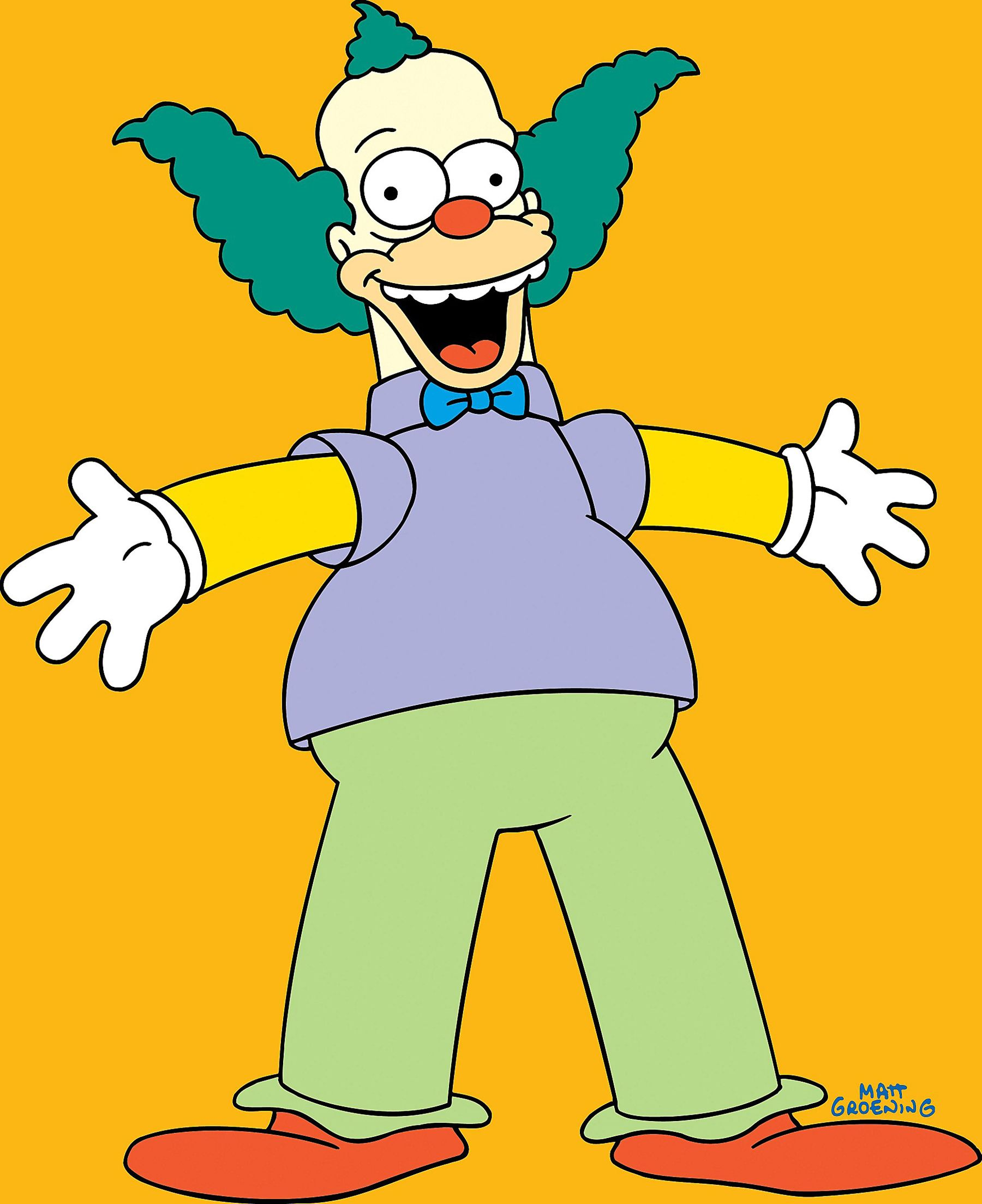 1800x2207 Simpsons' Likely Killing Off Krusty The Clown