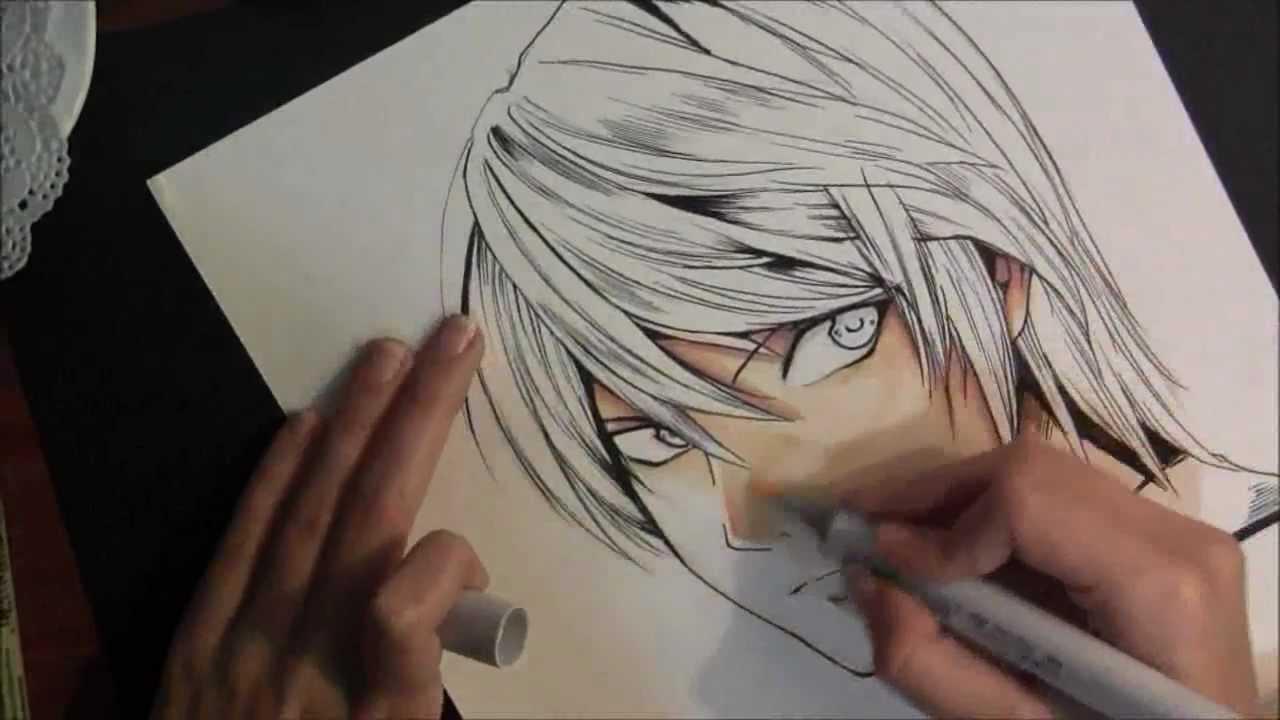 1280x720 L Drawing Light!