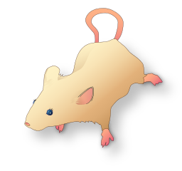 256x240 Filevectorized Lab Mouse Mg 3263 For Scientific Figures