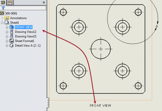 615x420 Drawing View Labels Enhanced In Solidworks 2014