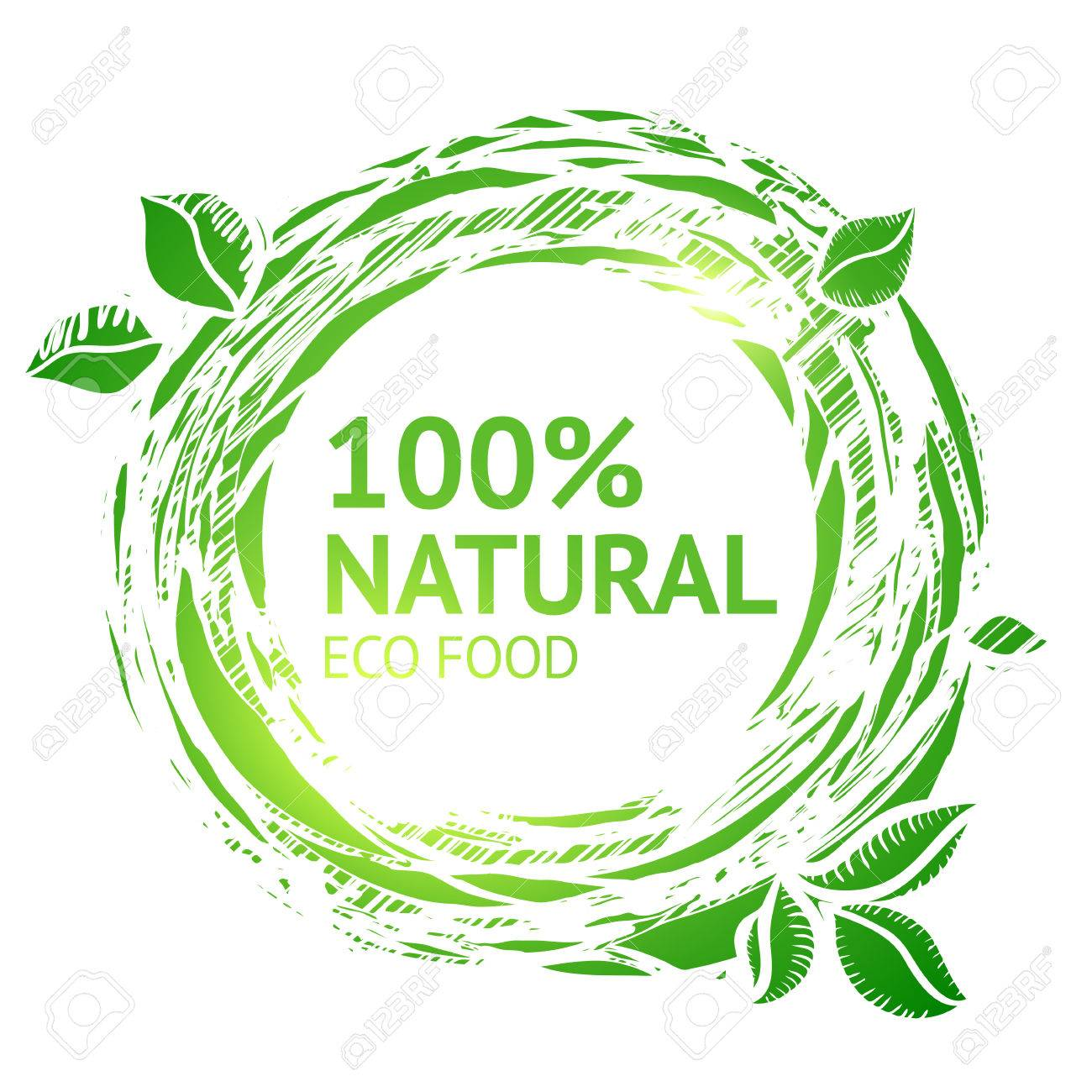 1300x1300 Vector Sketch Drawing Eco Food Label Design For Eco, Farm