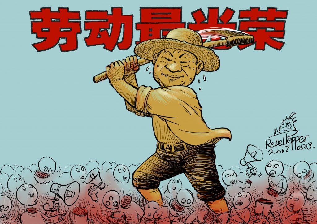 1024x724 Drawing The News World Press Freedom Day China Digital Times (Cdt)