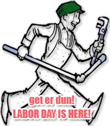 221x252 Labor Day Clip Art