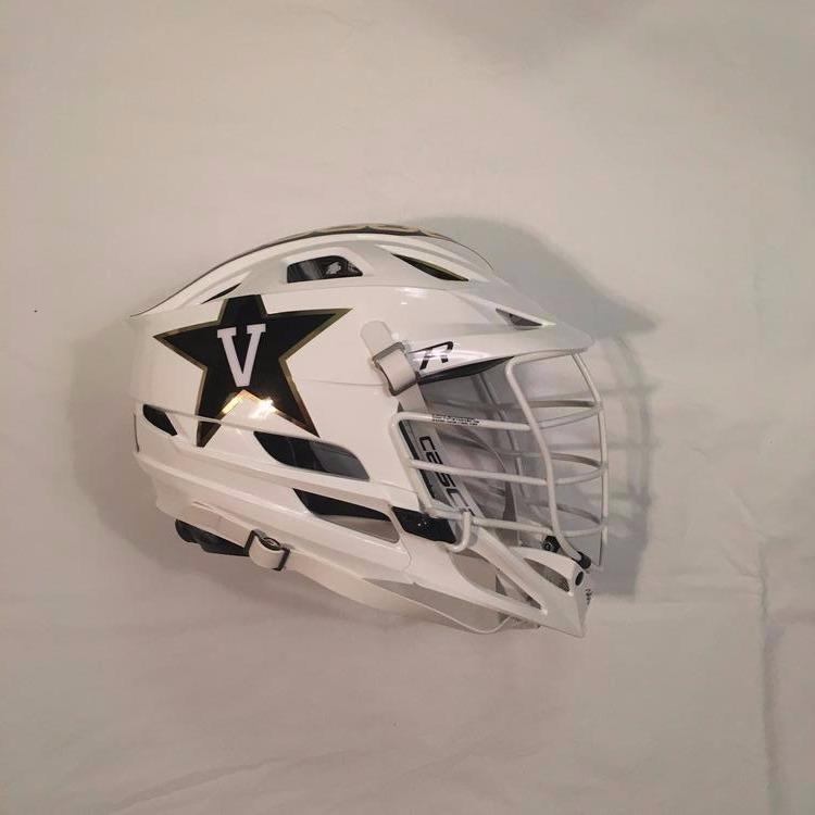 750x750 Cascade Vanderbilt University R Lacrosse Helmets Sidelineswap