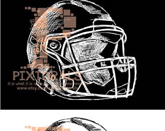 340x270 Helmet Logo Etsy