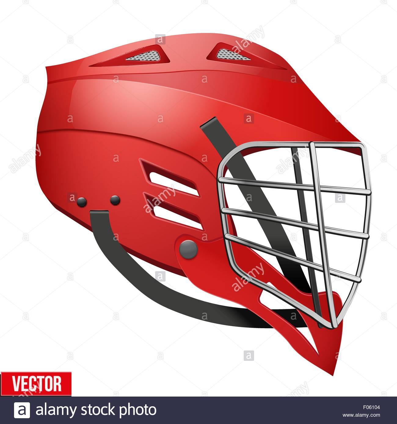 1300x1390 Lacrosse Helmet Side View Stock Vector Art Amp Illustration, Vector