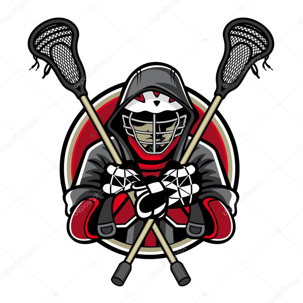 1024x1024 Lacrosse Mascot Stock Vector Rivansyamseller