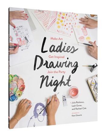 350x449 Ladies Drawing Night