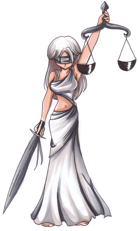 479x800 Lady Of Justice Color By Dutch Flower