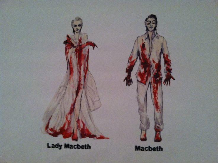 736x549 Bloody Lady Macbeth And Macbeth Clothes Midsummer And Macbeth