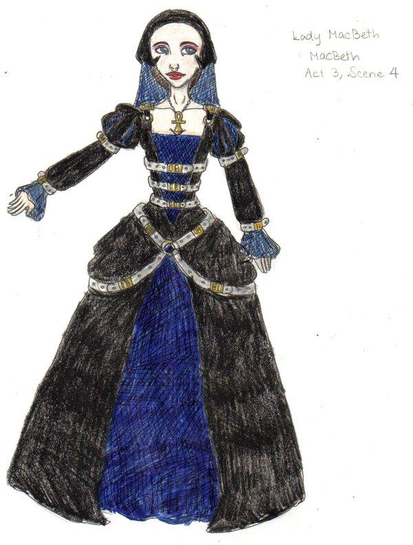 600x791 Lady Macbeth Costume Design 2 By Admiralcookie