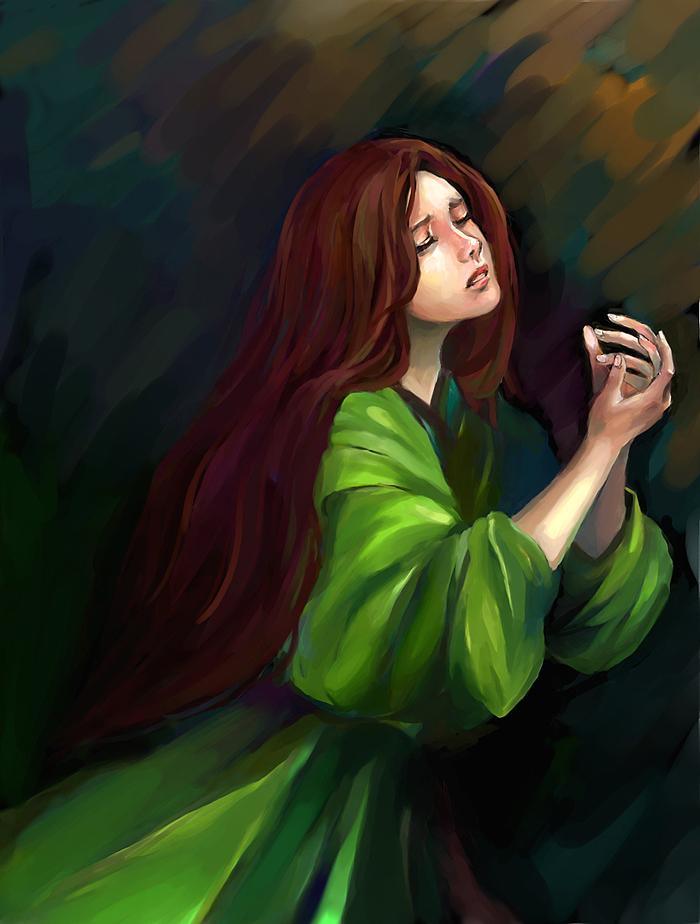 700x924 Lady Macbeth By E Lien