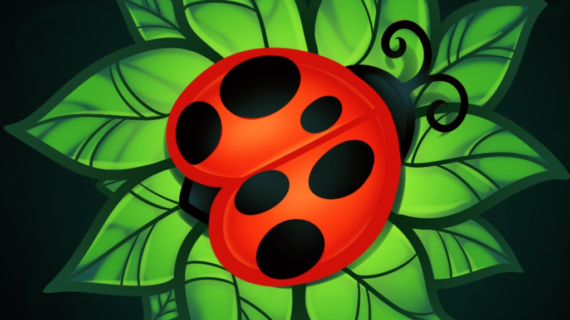 570x320 How To Draw A Ladybug How To Draw A Ladybug Tattoo Tattoo Ladybug