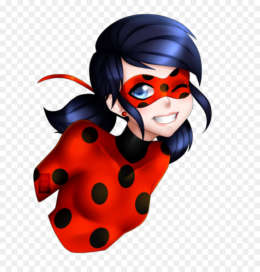 900x940 Adrien Agreste Ladybird Drawing