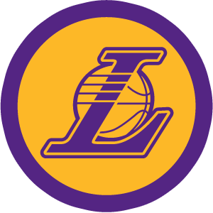 lakers logo drawing at getdrawings com free for personal use rh getdrawings com  how to draw the lakers logo step by step