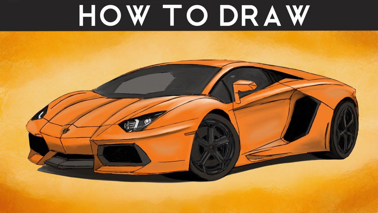 Lamborghini Aventador Drawing at GetDrawings.com   Free for personal on draw lamborghini gallardo, draw lamborghini sesto elemento, draw volvo s60, draw lamborghini murcielago, draw lamborghini diablo,