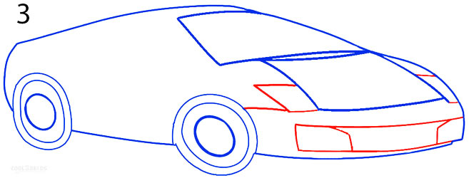 657x250 How To Draw A Lamborghini (Step By Step Pictures) Cool2bkids
