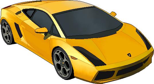 537x292 Lamborghini Gallardo Drawing By Rezzmarr