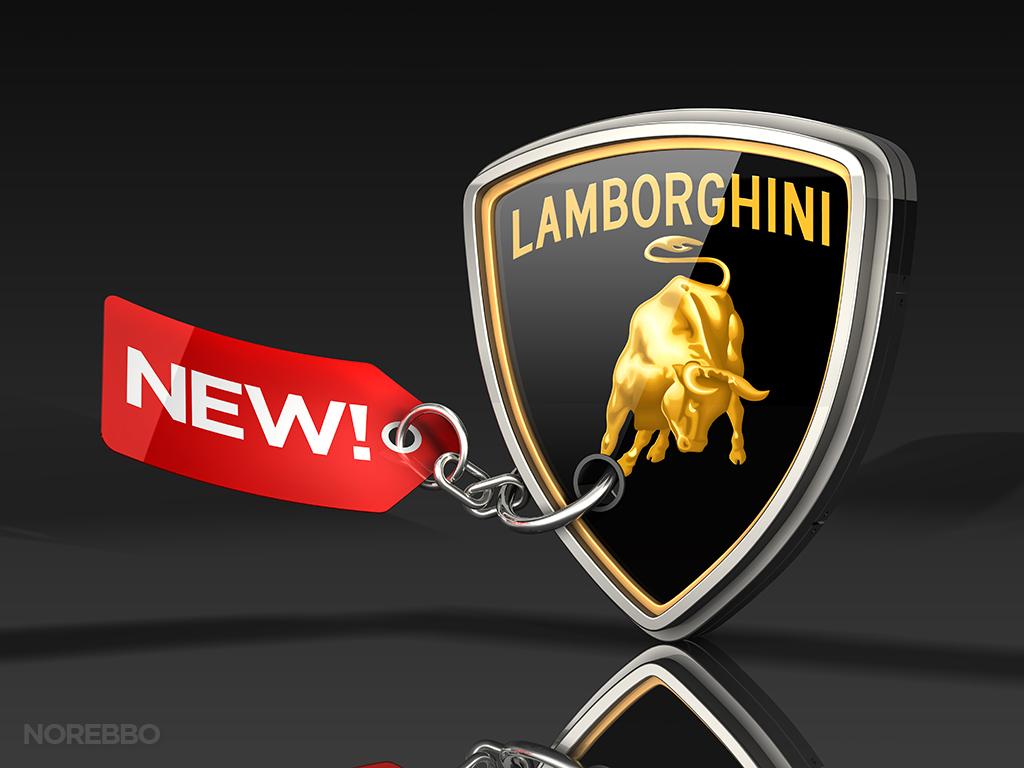 1024x768 Lamborghini Logo Illustrations Norebbo