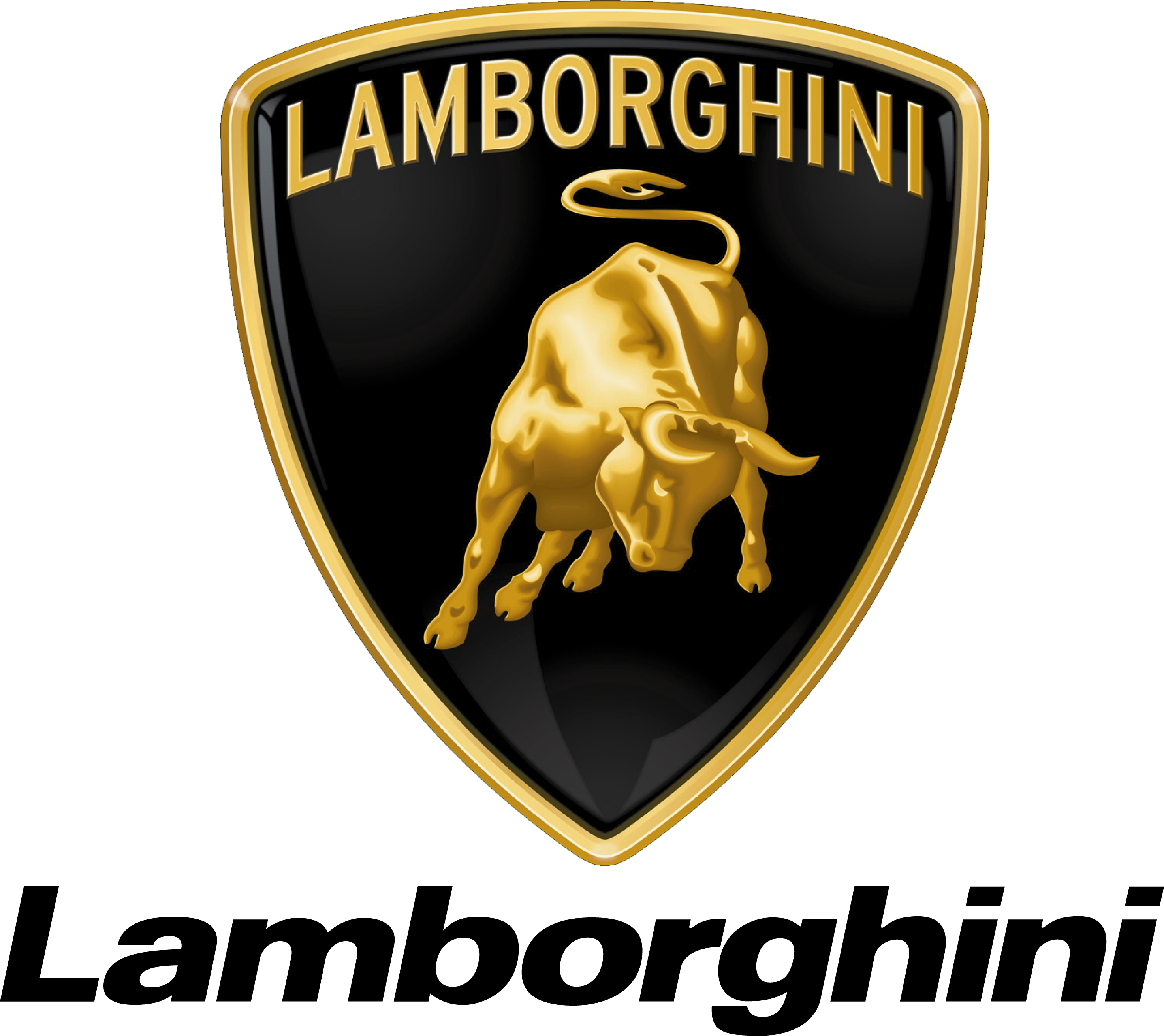 Lamborghini Logo Drawing At Getdrawings Com Free For Personal Use