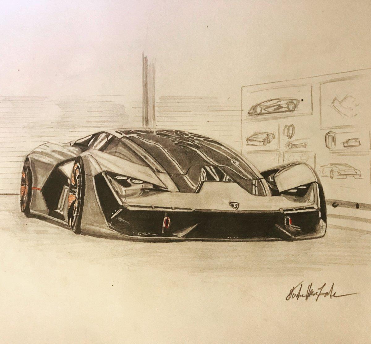 1200x1113 Lamborghini Terzo Millennio