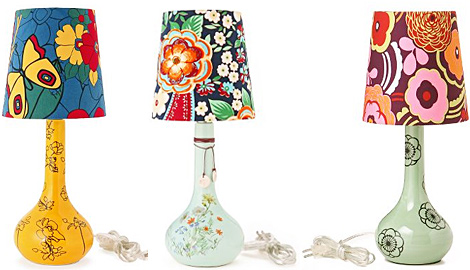 470x270 Flavia Ceramic Lamp