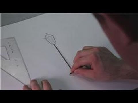 480x360 Drawing Lessons How To Draw A Lamppost