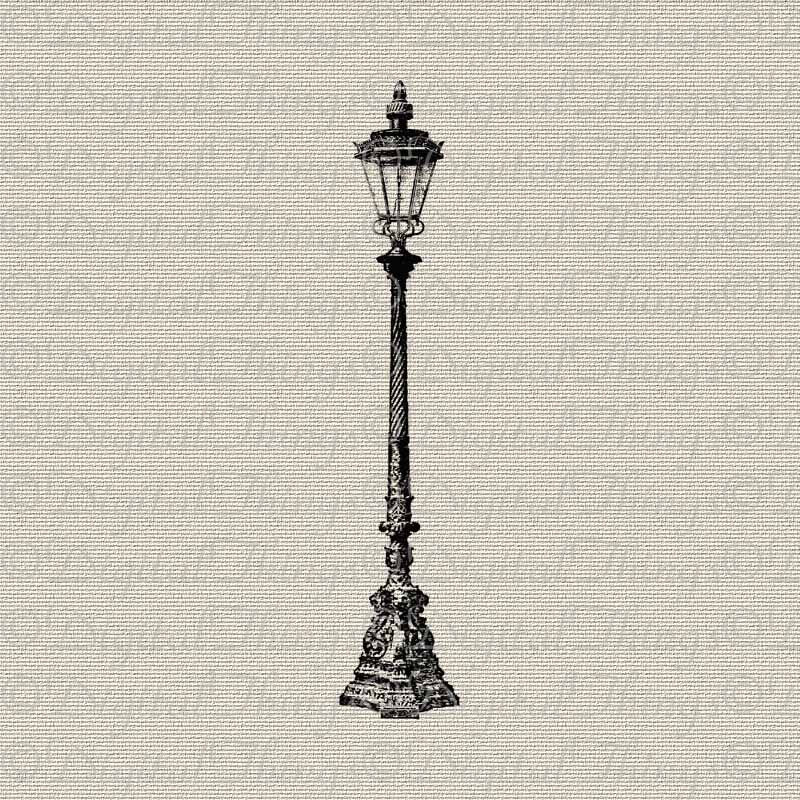 Lamp Post Drawing At Getdrawings Com Free For Personal Use
