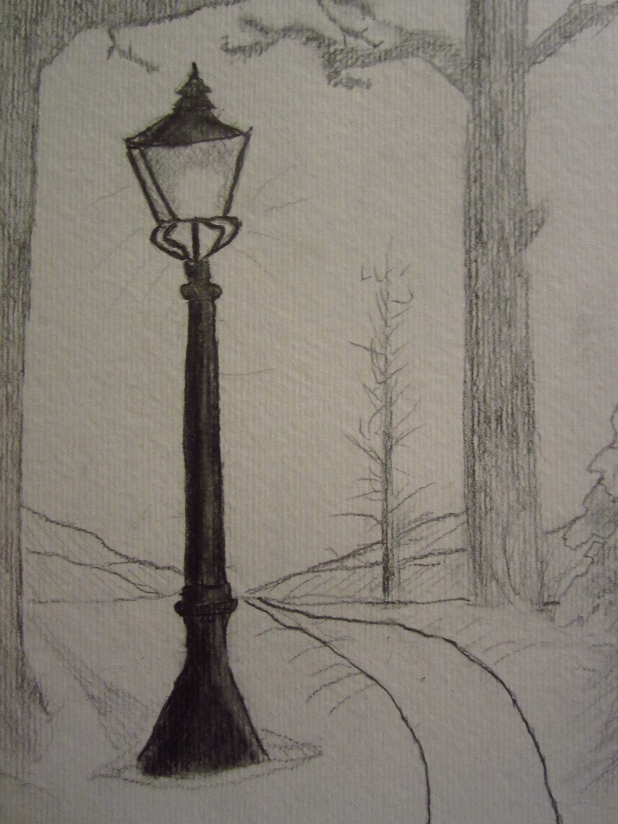 2112x2816 Other Narnia Lamppost Thingummy The Lumberton Outpost
