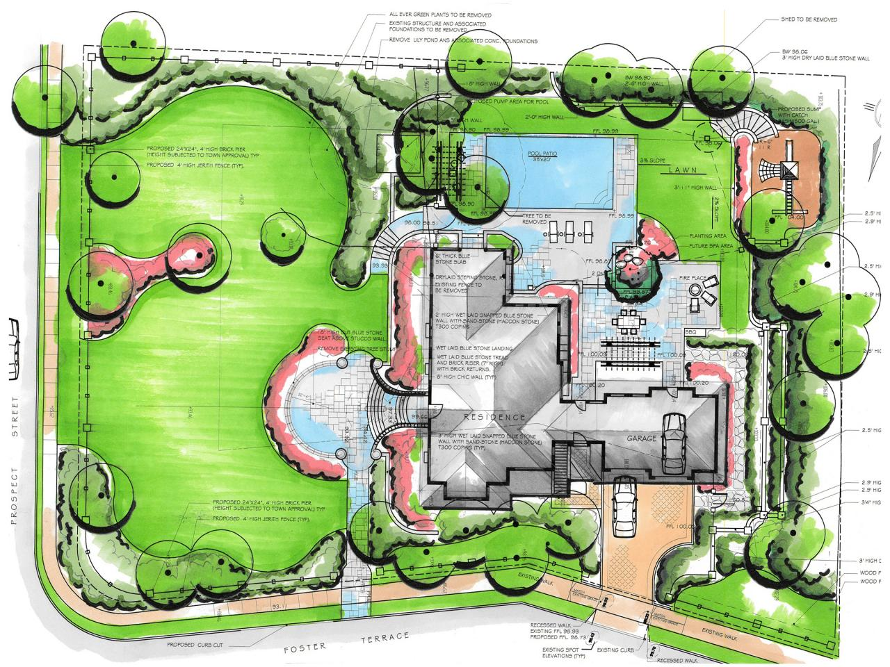 1280x960 Landscape Design Plans Outdoor Goods