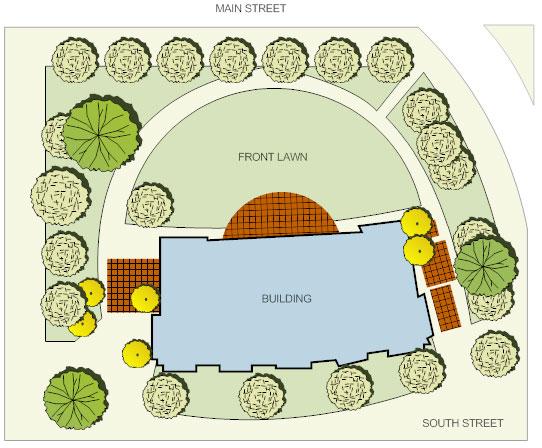 542x448 Landscape Plans